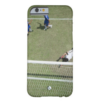Soccer goalie missing soccer ball barely there iPhone 6 case