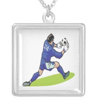 Soccer Goalie Necklace