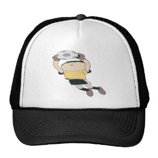 Soccer Goalie Trucker Hat