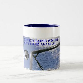 Soccer Goals Mug