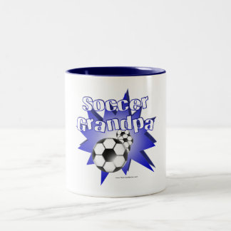 Soccer Grandpa Mug
