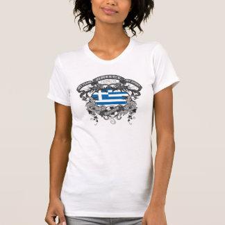 Soccer Greece T Shirt
