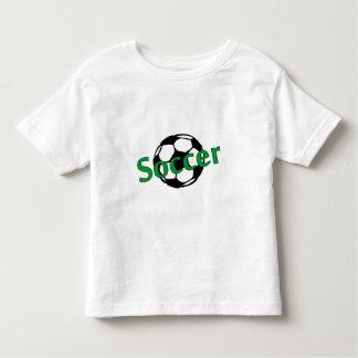 Soccer (Green) Toddler T-shirt