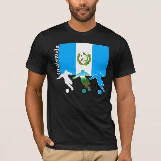 Soccer Guatemala Dark T-Shirt