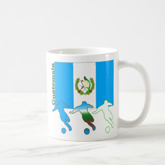 Soccer Guatemala Mug