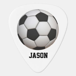 Soccer Guitar Pick