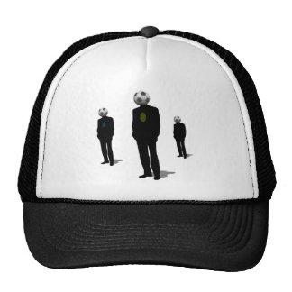 Soccer Heads Trucker Hat