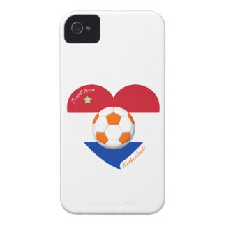 "Soccer Holland ""NETHERLANDS"" national soccer team iPhone 4 Cover"