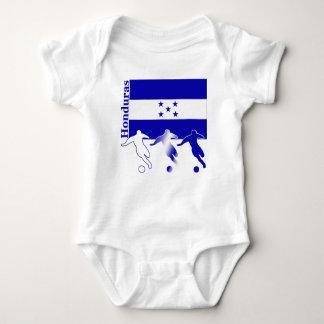 Soccer Honduras Baby Bodysuit