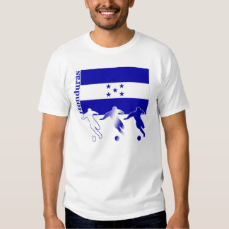 Soccer Honduras Shirt