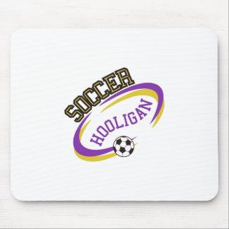 Soccer Hooligan Mouse Pad