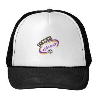 Soccer Hooligan Trucker Hat