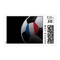 Soccer in France - POSTAGE STAMPS