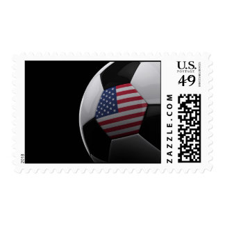 Soccer in the USA Stamps