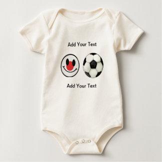 Soccer International - Japan by SRF Baby Bodysuit