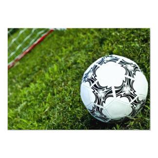 Soccer *invite* card