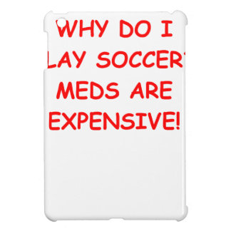 SOCCER COVER FOR THE iPad MINI