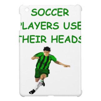 soccer iPad mini covers