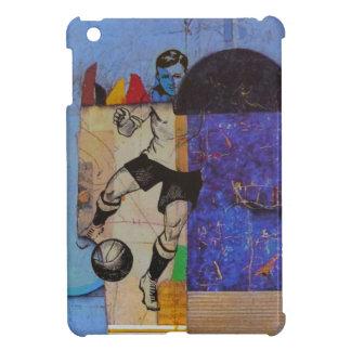soccer ipad mini football player case iPad mini covers
