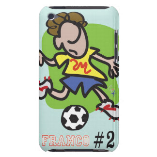 Soccer iPod Touch Cover