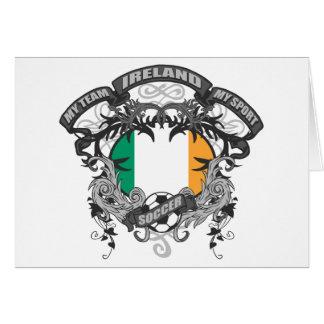 Soccer Ireland Card
