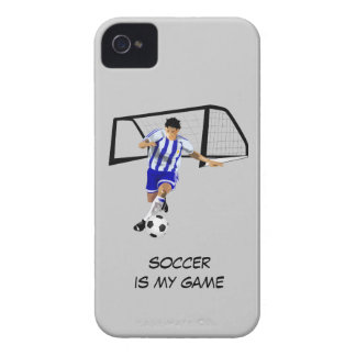 Soccer is my Game Case-Mate iPhone 4 Case