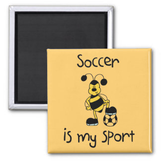 Soccer Is My Sport T-shirts and Gifts Magnet