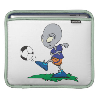 Soccer Is Out Of This World Sleeves For iPads