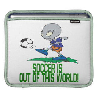 Soccer Is Out Of This World Sleeve For iPads