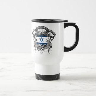 Soccer Israel Travel Mug