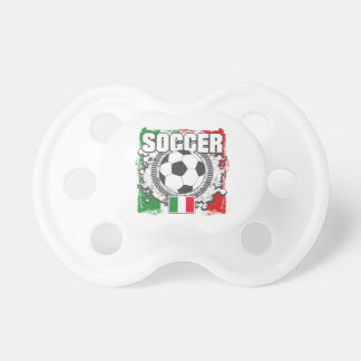Soccer Italy Pacifier