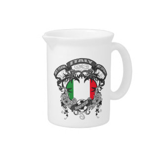 Soccer Italy Drink Pitcher