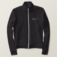 Soccer - It's what I do Embroidered Jacket