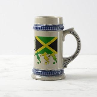 Soccer Jamaica Mug