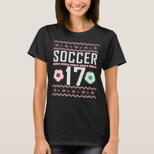 Soccer Jersey 17 Ugly Christmas Sweater After Christmas Sales 5552