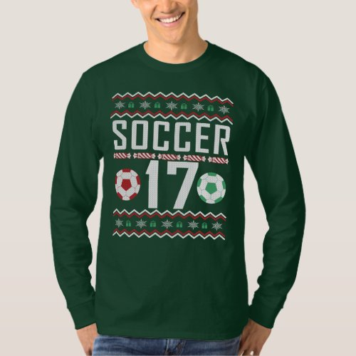 Soccer Jersey 17 Ugly Christmas Sweater After Christmas Sales 2391