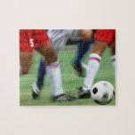 "Soccer Jigsaw Puzzle<br><div class=""desc"">AssetID: 122637912 / {Datacraft Co Ltd} / Soccer</div>"
