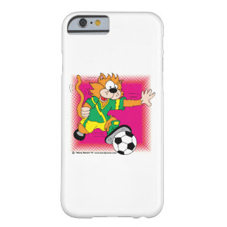 Soccer Kat Phone Case Barely There iPhone 6 Case