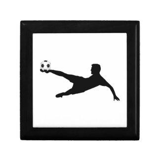 Soccer Kick Jewelry Box