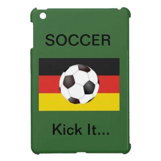 Soccer Kick It... Case For The iPad Mini