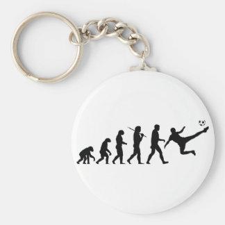 Soccer Kick Key Chain