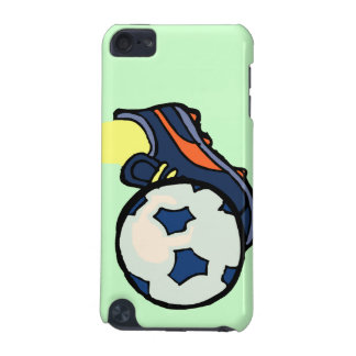 Soccer kick that ball iPod touch (5th generation) case