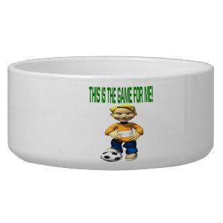 Soccer Kid Bowl