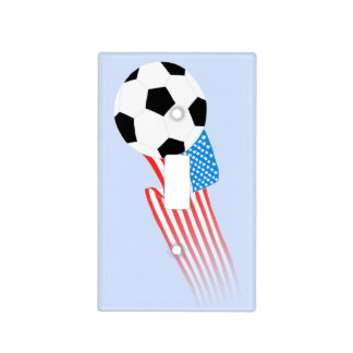 Soccer Light Switch Cover