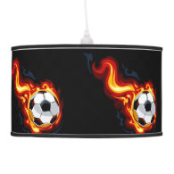 Soccer - Light Up Your Life Lamps