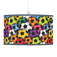 Soccer Light Up Your Life Lamps