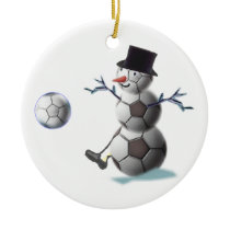 Soccer Lovers Christmas Gifts Ornament