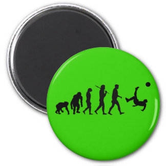 Soccer lovers futbol gifts for futebol stars 2 inch round magnet