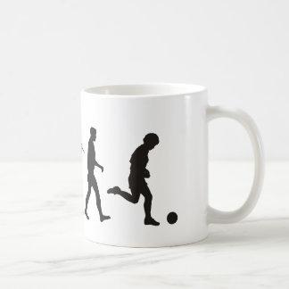 Soccer lovers futbol gifts for futebol stars coffee mug