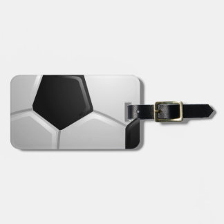 Soccer Luggage Tags